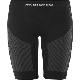 X-Bionic Running Speed EVO OW  Spodenki do biegania Kobiety szary/czarny